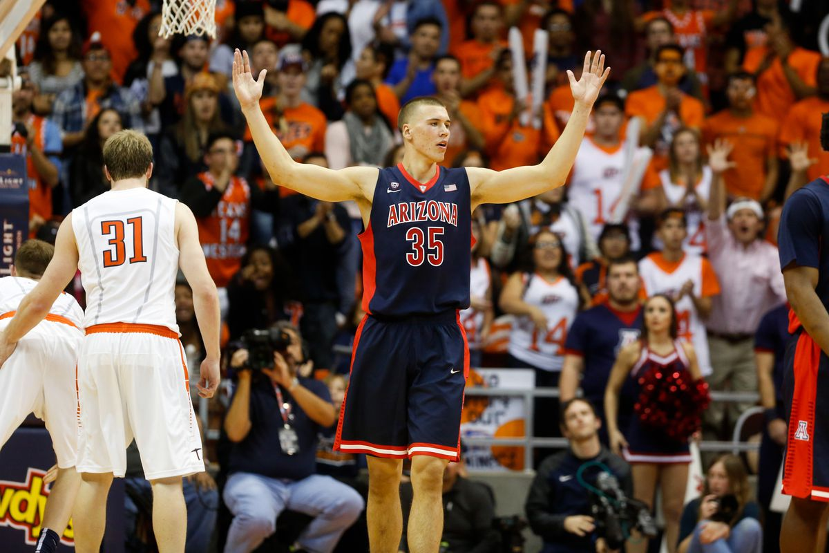 College Basketball Rankings Arizona Third In Both Ap And