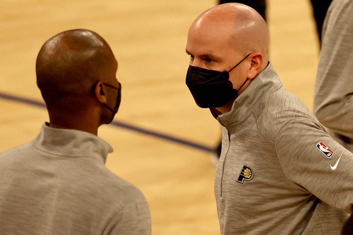NBA: Indiana Pacers at New York Knicks