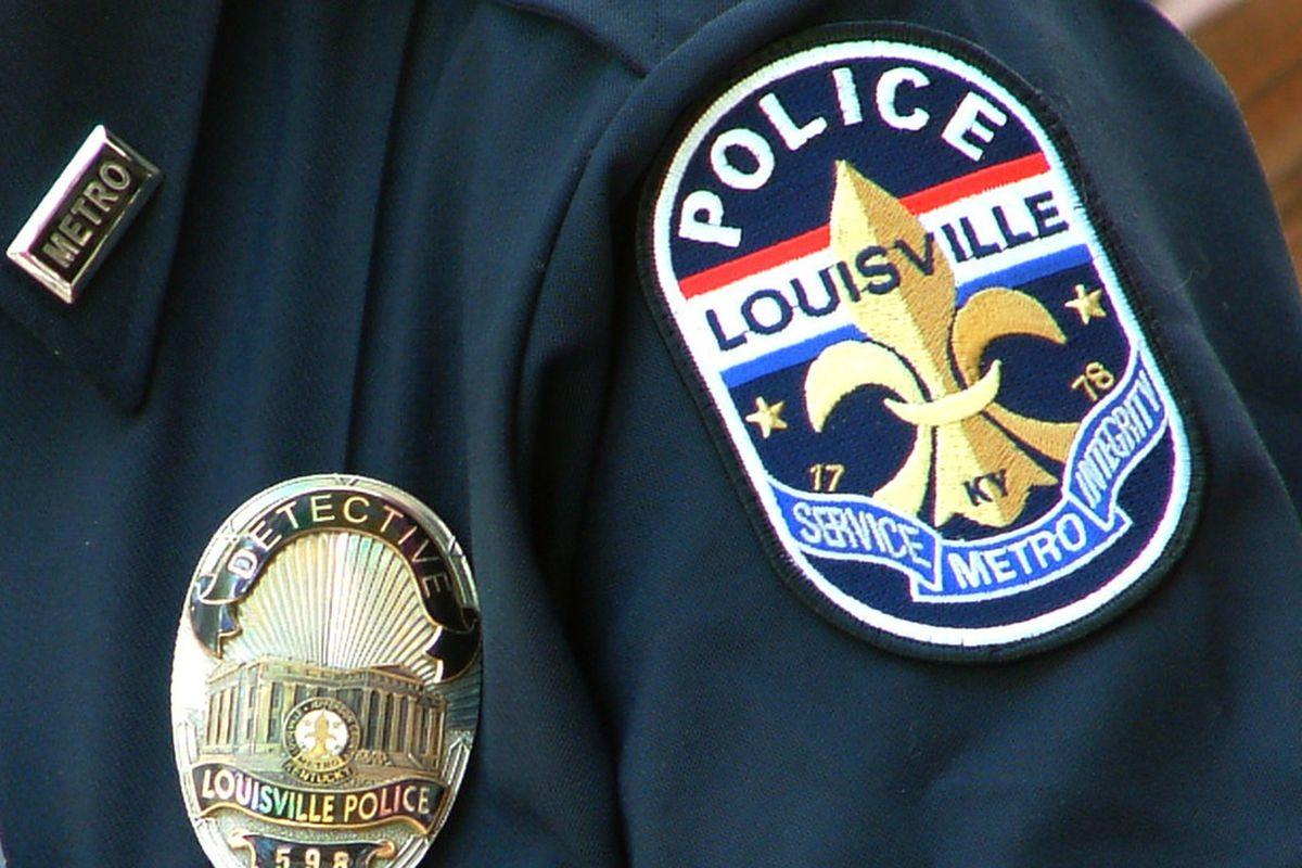 Image result for Louisville LMPD