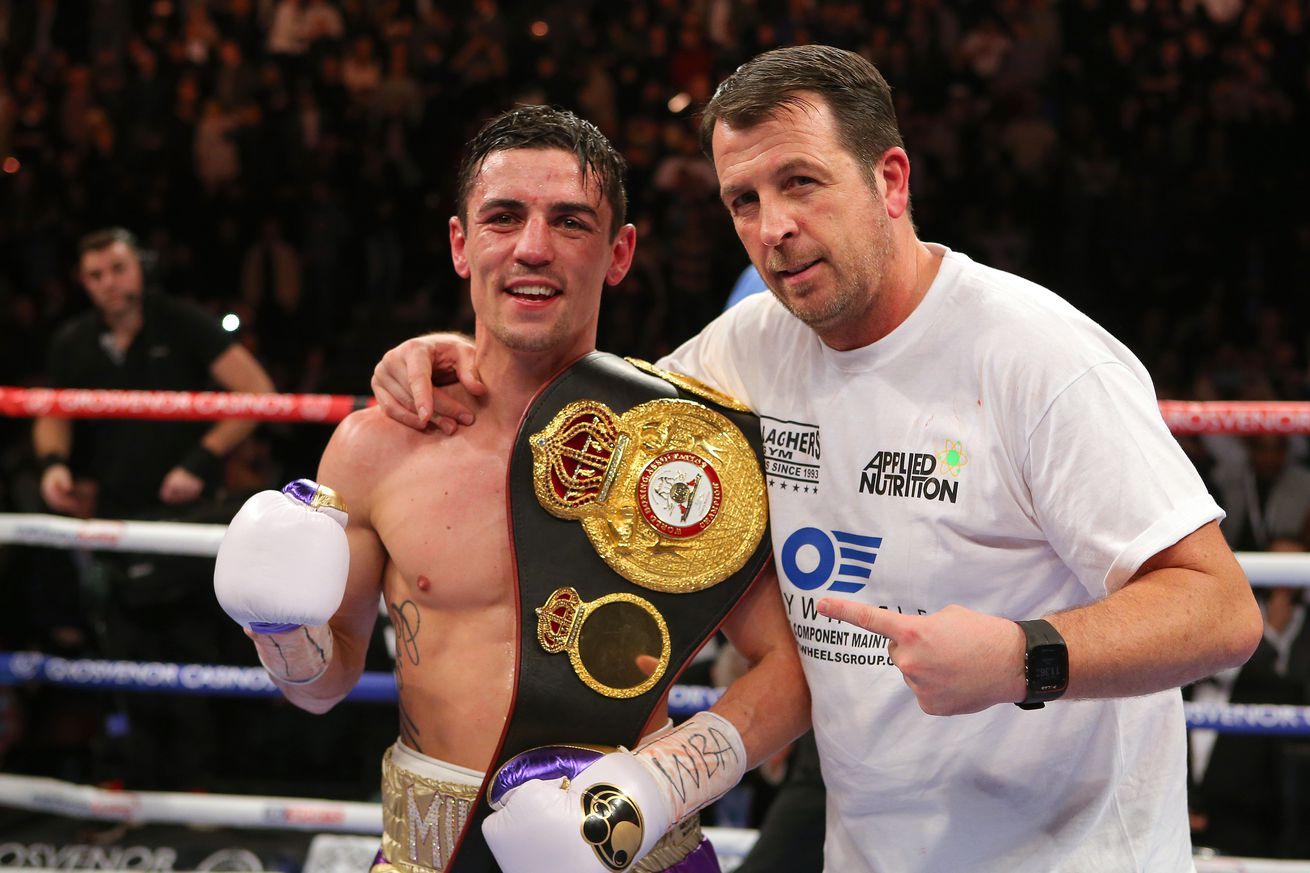 498563522.jpg.0 - Gallagher: Crolla will give it his all against Lomachenko