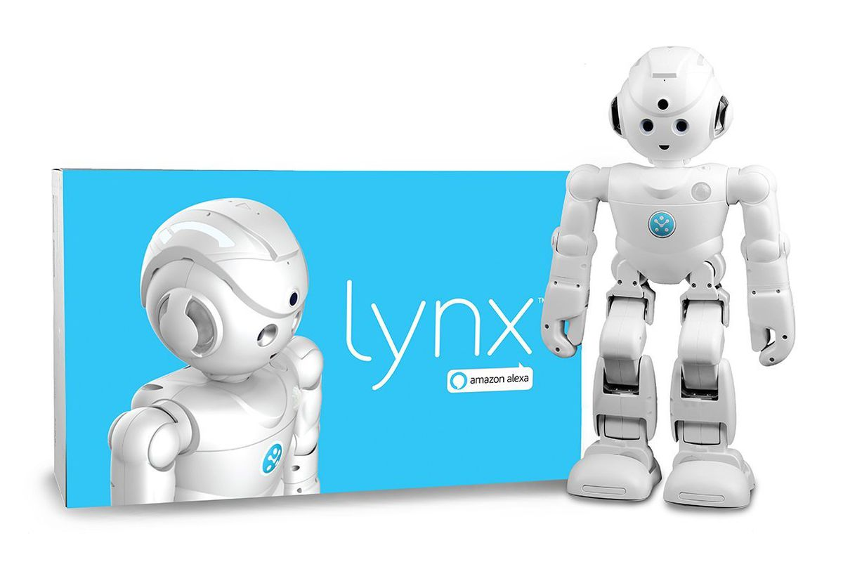 This  800 Alexa-powered Robot Isn U2019t Human-sized  And That U2019s Wrong