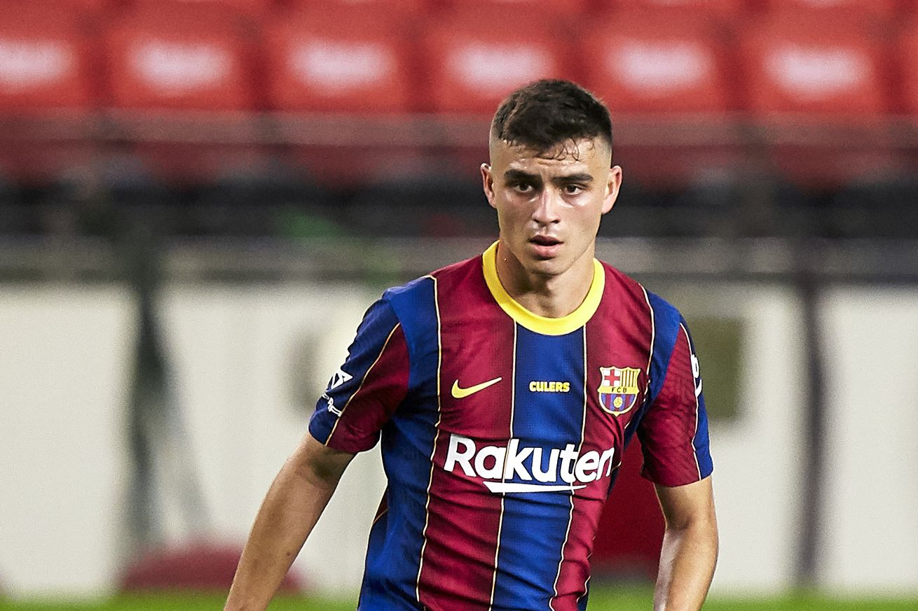 PSV make Barcelona offer for Pedri  - report