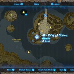 Zelda Breath Of The Wild Guide Akh Va Quot Shrine Walkthrough Treasure Chest And Puzzle Solutions Polygon The monk akh va'quot is in the akh va'quot shrine. zelda breath of the wild guide akh va