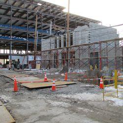 Fri 1/1: media center, Waveland frontage -