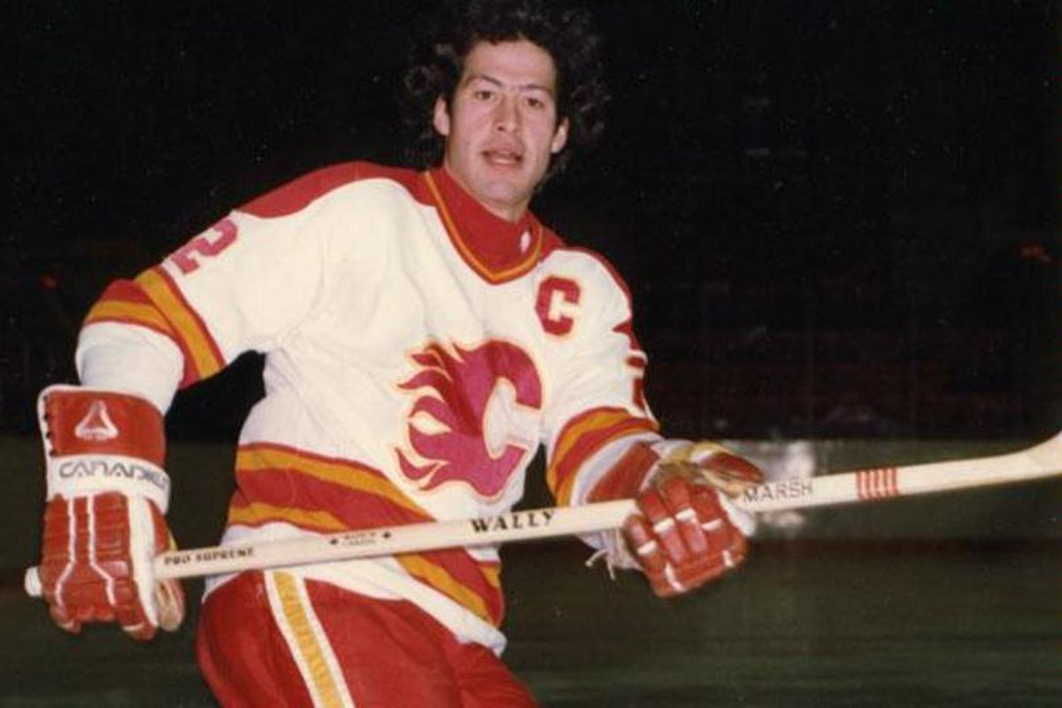 Brad Marsh appeared in parts of four seasons for the Flames, and never missed a single game.