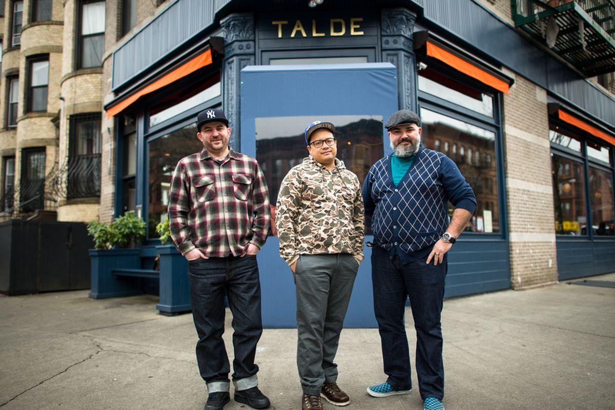 Talde Bush And Massoni To Open Talde Jersey City Eater Ny