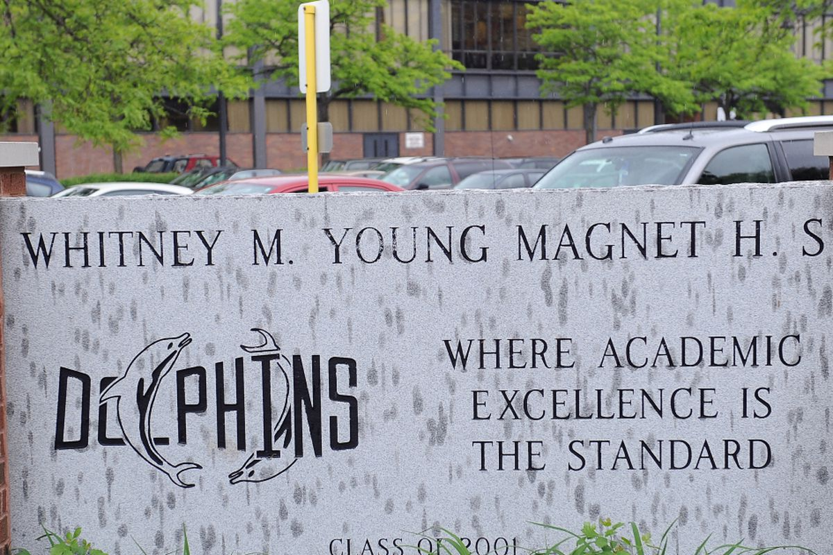 Whitney Young High School