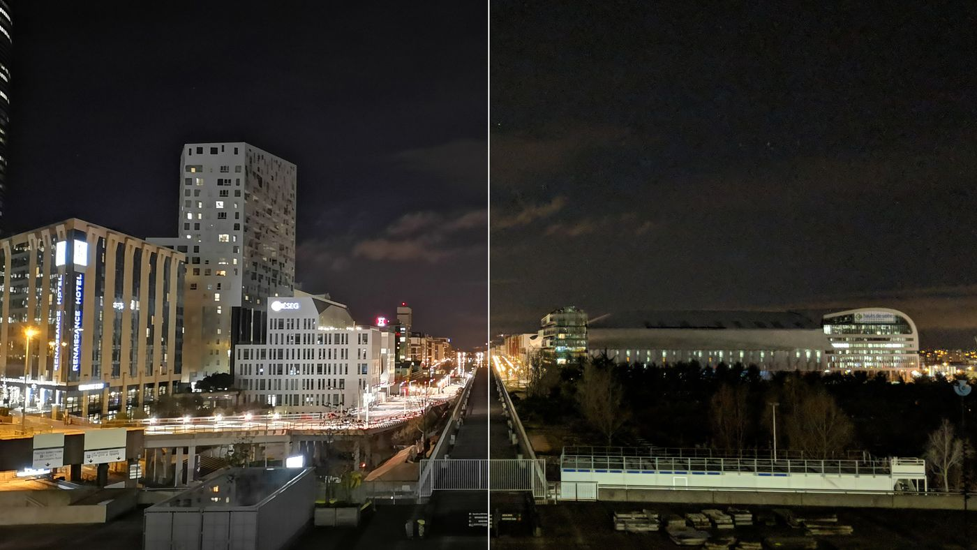 Huawei S P20 Pro Takes Even Better Night Pictures Than The Pixel 2