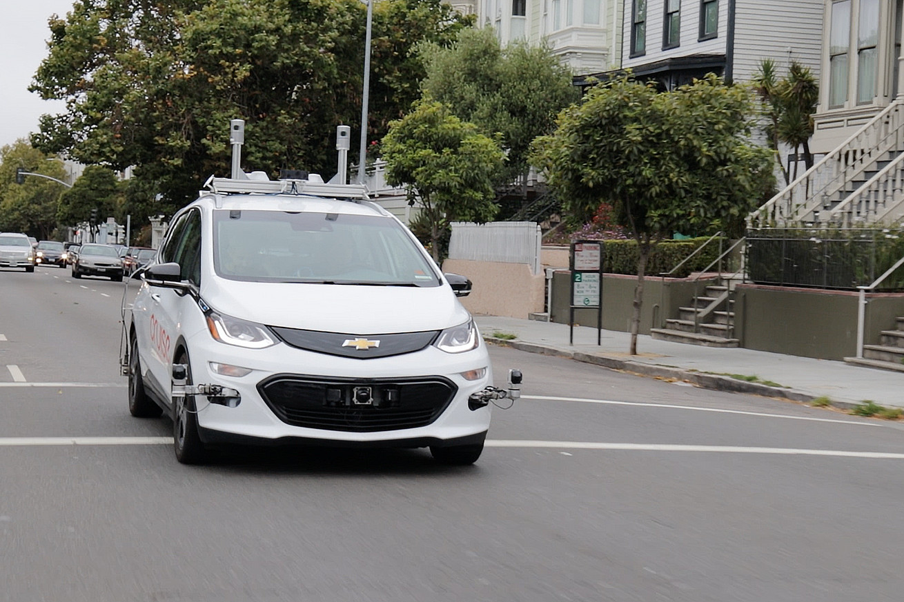 gm s self driving unit just bought its own lidar manufacturer