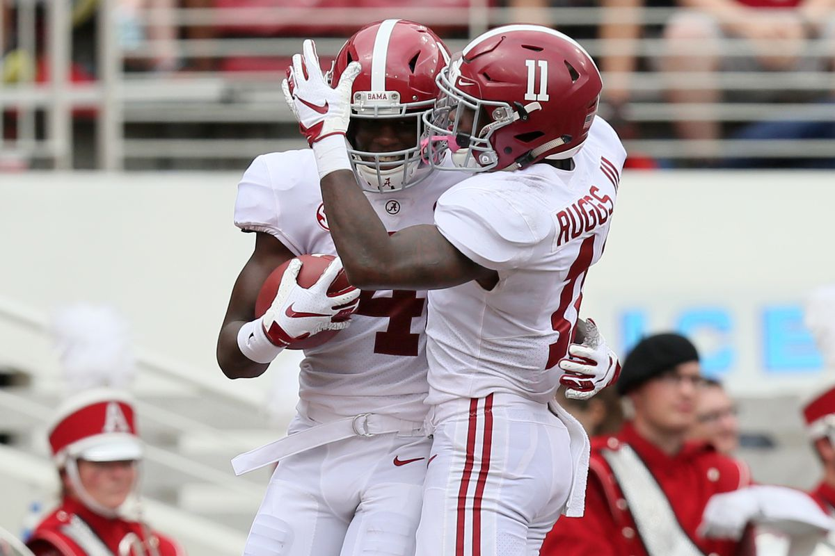 Sign of the times: Alabama may start nine former five-stars... on offense?