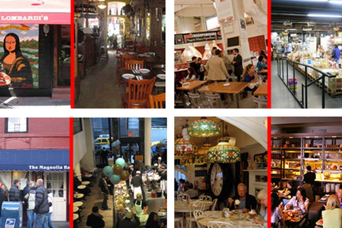 5 Alternatives to NYC's Biggest Tourist Trap Restaurants
