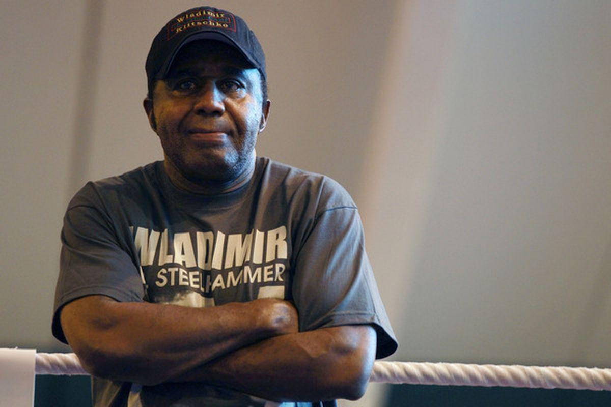 Emanuel Steward has helped a lot of fighters over the years, and Chad Dawson is his latest test. (Photo by Alexander Hassenstein/Bongarts/Getty Images)