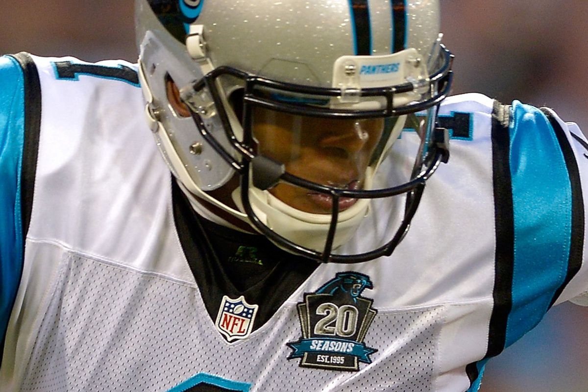 ddd9791d 20 Years of Panthers Uniform History: Part 1 - Cat Scratch Reader