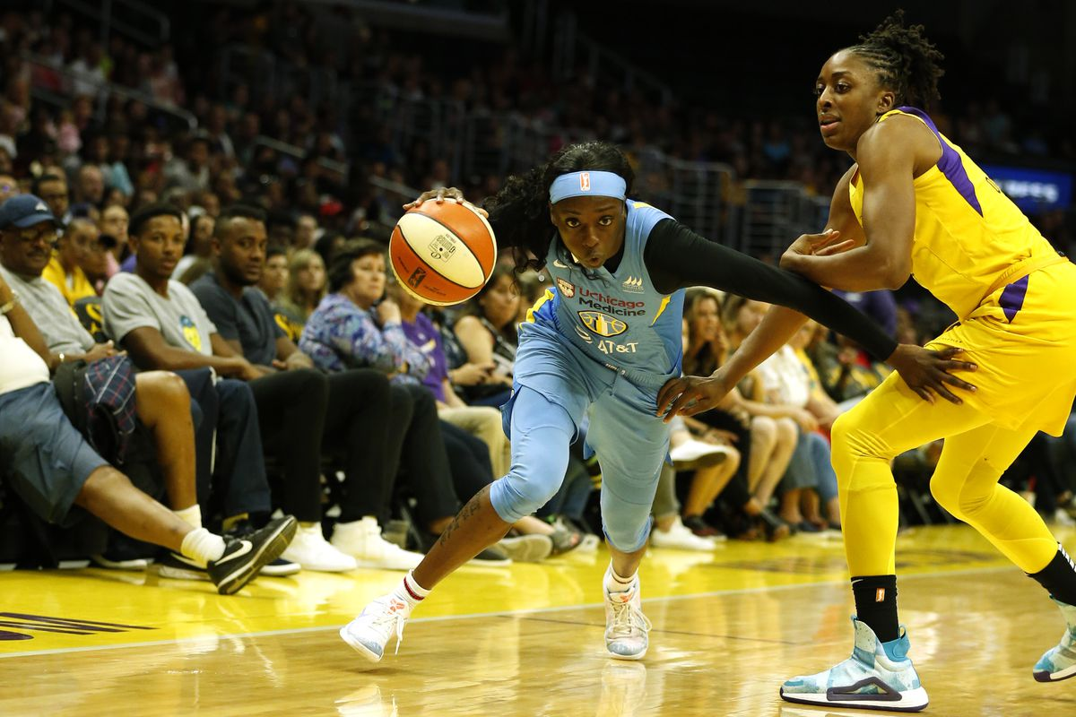 Sky guard Kahleah Copper embraces bigger role with overseas team