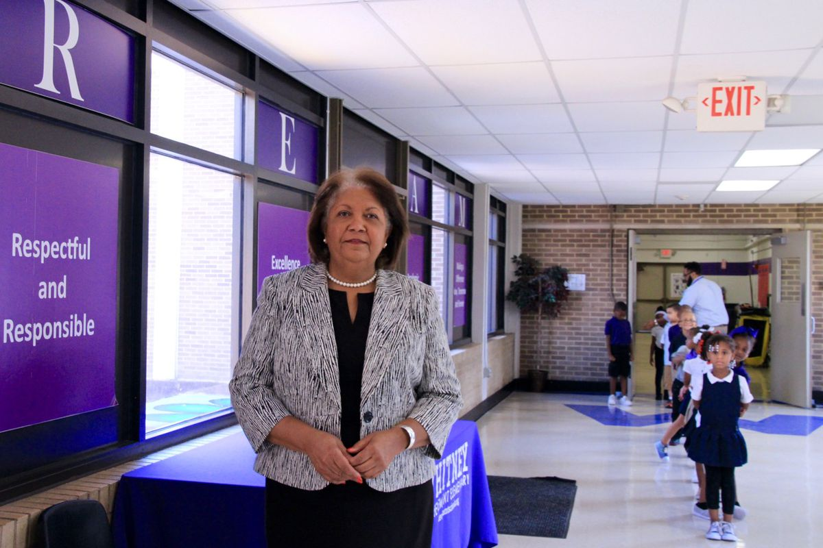 A former superintendent for Jackson-Madison County Schools, Verna Ruffin became the ASD's chief of academics in August. She's now a finalist to lead schools in  a Massachusetts district.