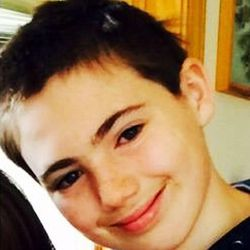 """Police are awaiting test results to determine how Grant Seaver, 13, of Park City, died. They are investigating whether a dangerous new drug known as """"pink"""" is connected to his death."""
