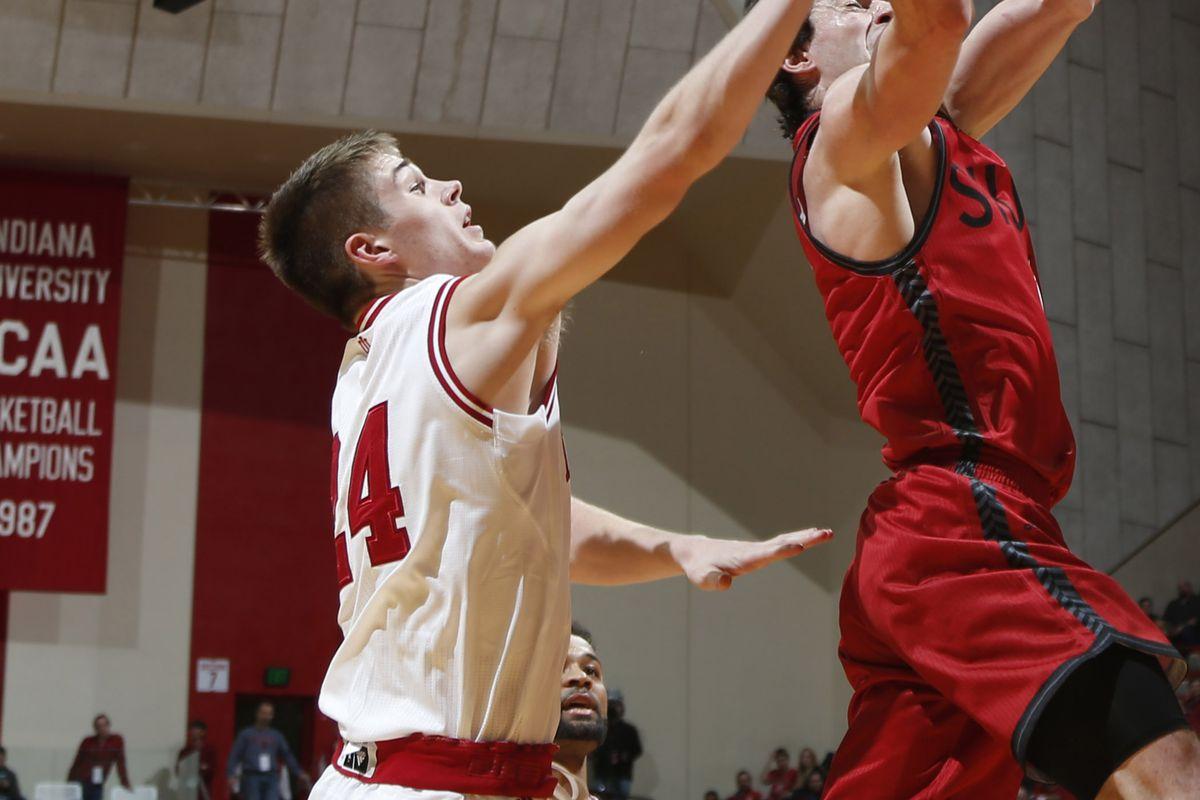 NCAA Basketball: SIU - Edwardsville at Indiana