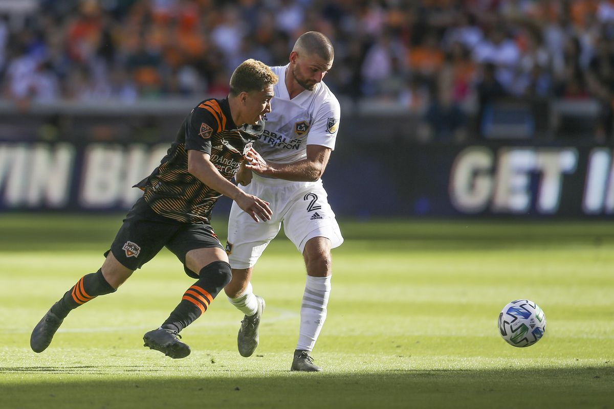 MLS: LA Galaxy at Houston Dynamo