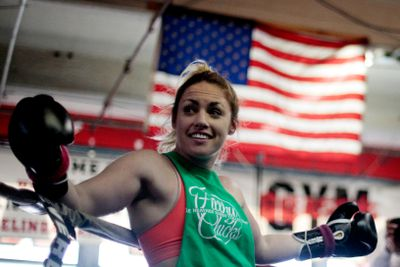 community news, Heather Hardy won't back down