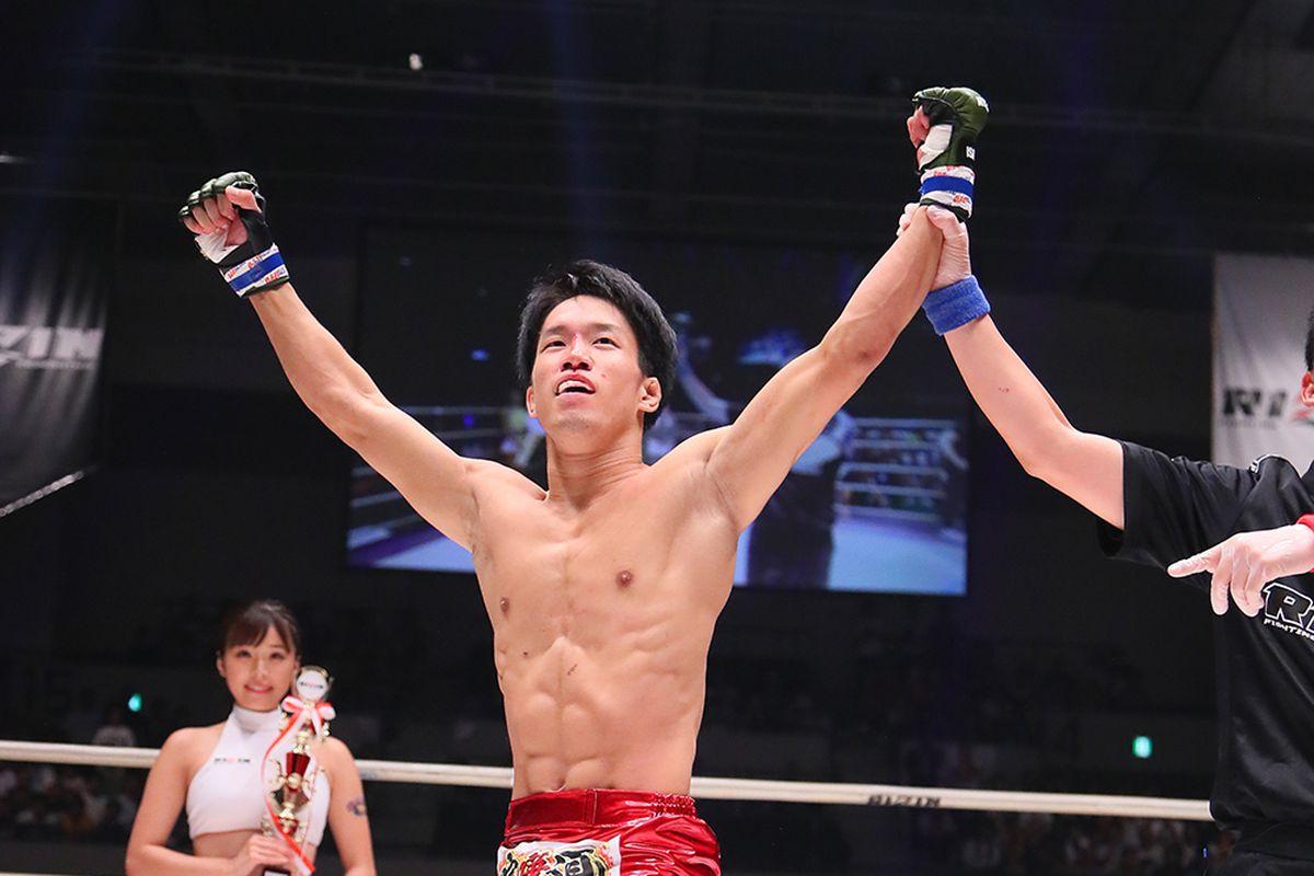 RIZIN 18 results and highlights: Kai Asakura stops Kyoji Horiguchi in 67 seconds