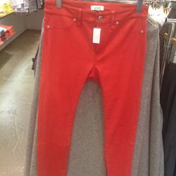 Aiko Leather Pants, $49