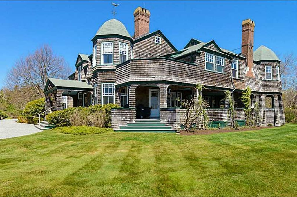 3 Shingle Style Houses In New England For Right Now Curbed