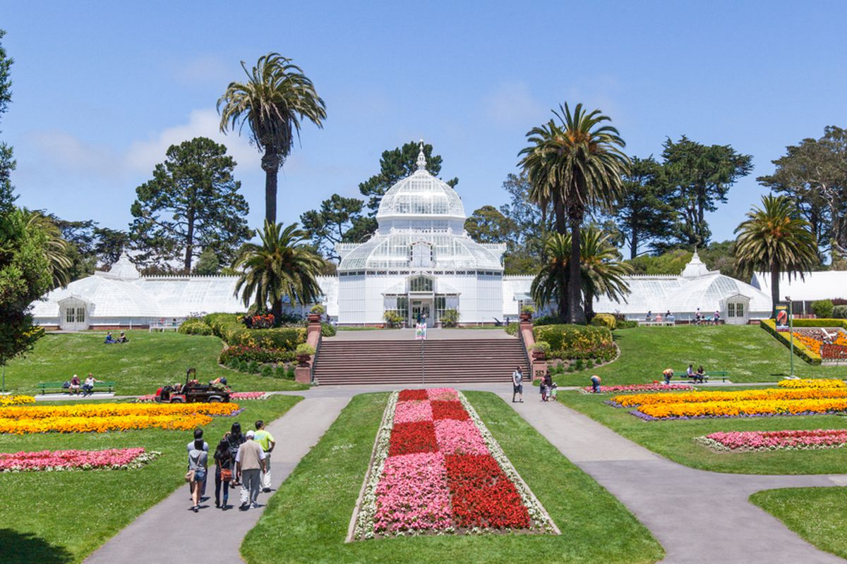 Golden Gate Botanical Garden Garden Ftempo