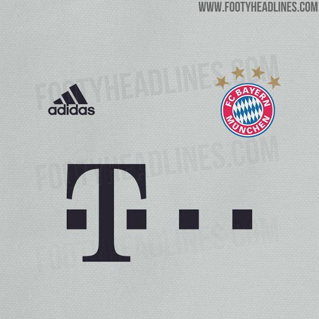 new product 5f83d ac20f Bayern Munich 2018-2019 kit leak: basic design concepts ...