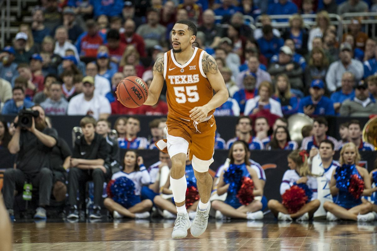 NCAA Basketball: Big 12 Conference Tournament-Kansas vs. Texas