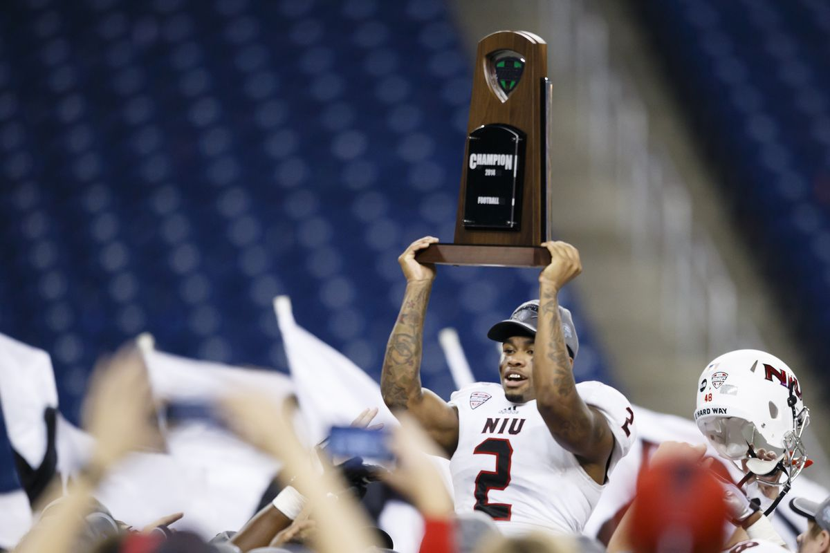 The Huskies claimed their third MAC Title in four years