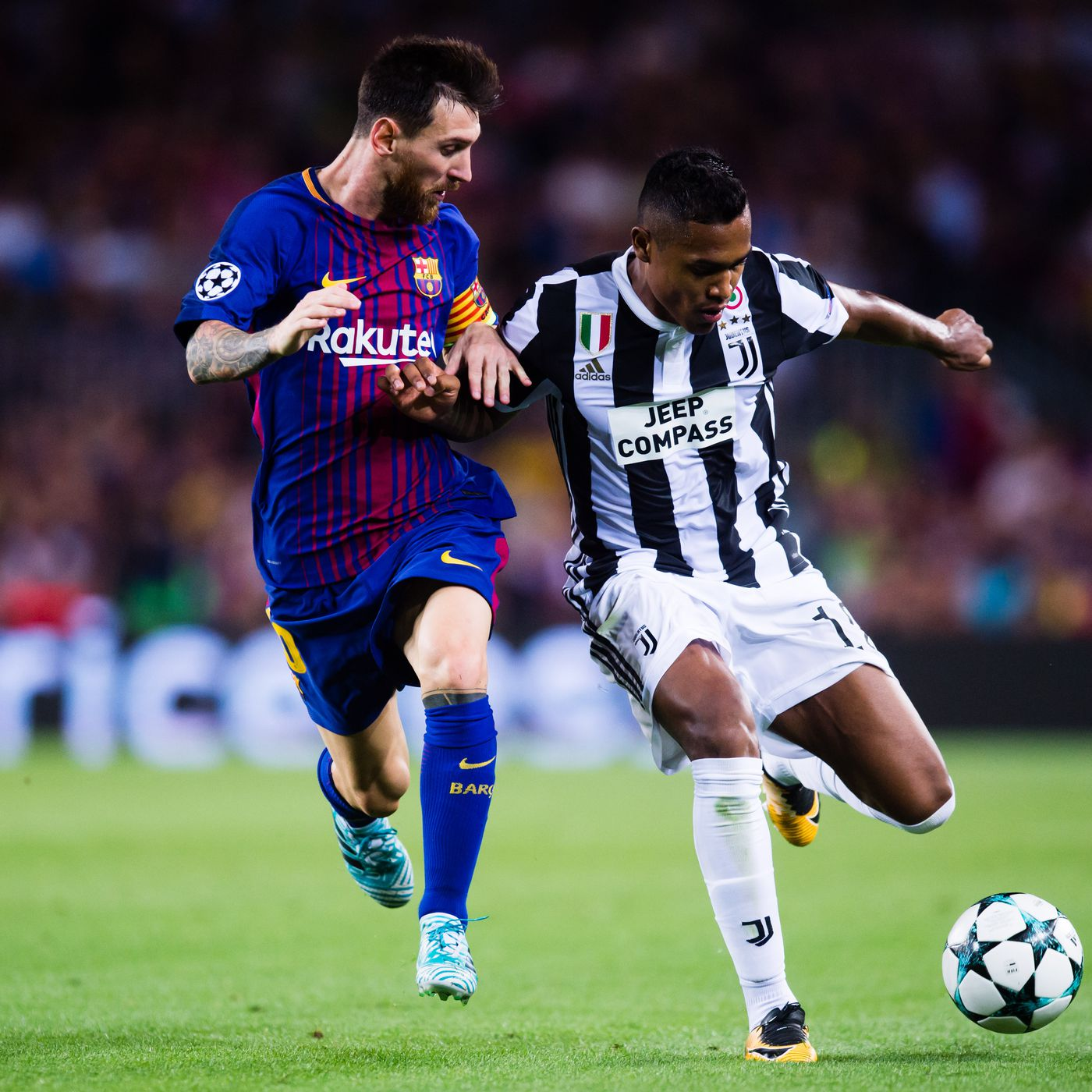 Juventus Vs Barcelona Match Preview Time Tv Schedule And How To Watch The Champions League Black White Read All Over
