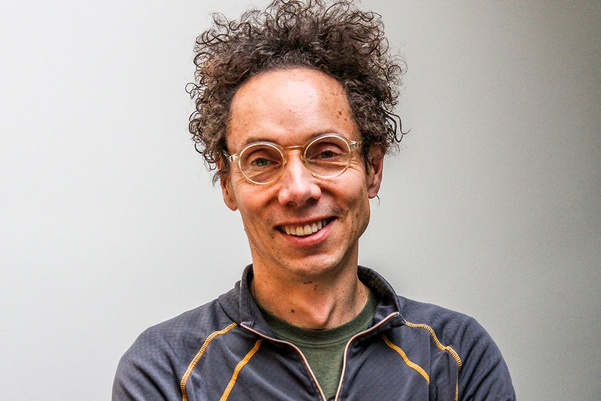 Image result for Malcolm Gladwell