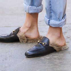 Gucci loafers Photo: