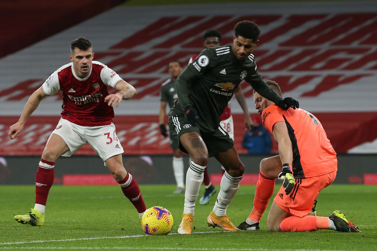 Player Ratings: Arsenal 0-0 Manchester United - The Busby Babe