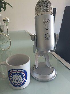 TTE Mic & Mug