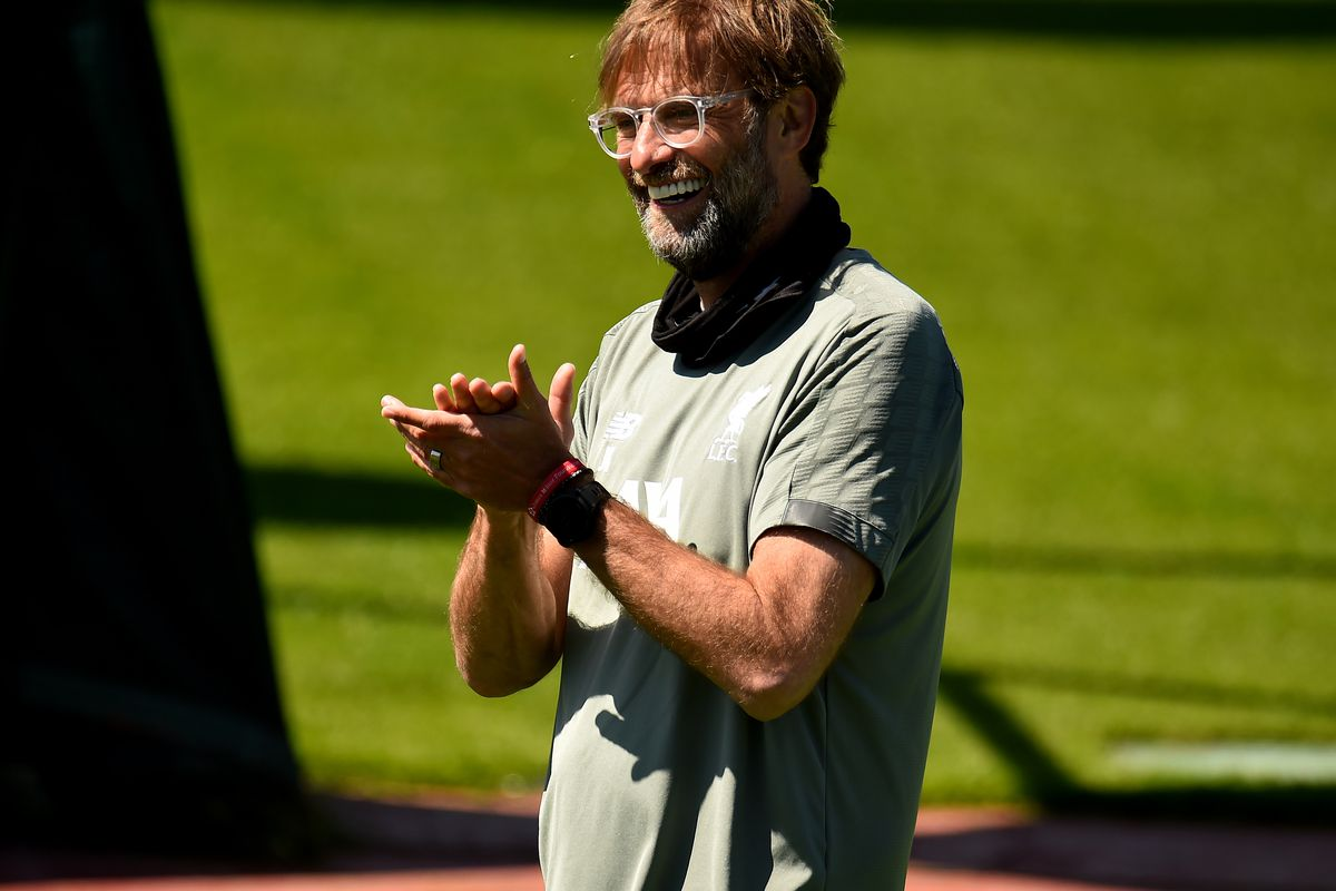 Jurgen Klopp - Liverpool - Premier League