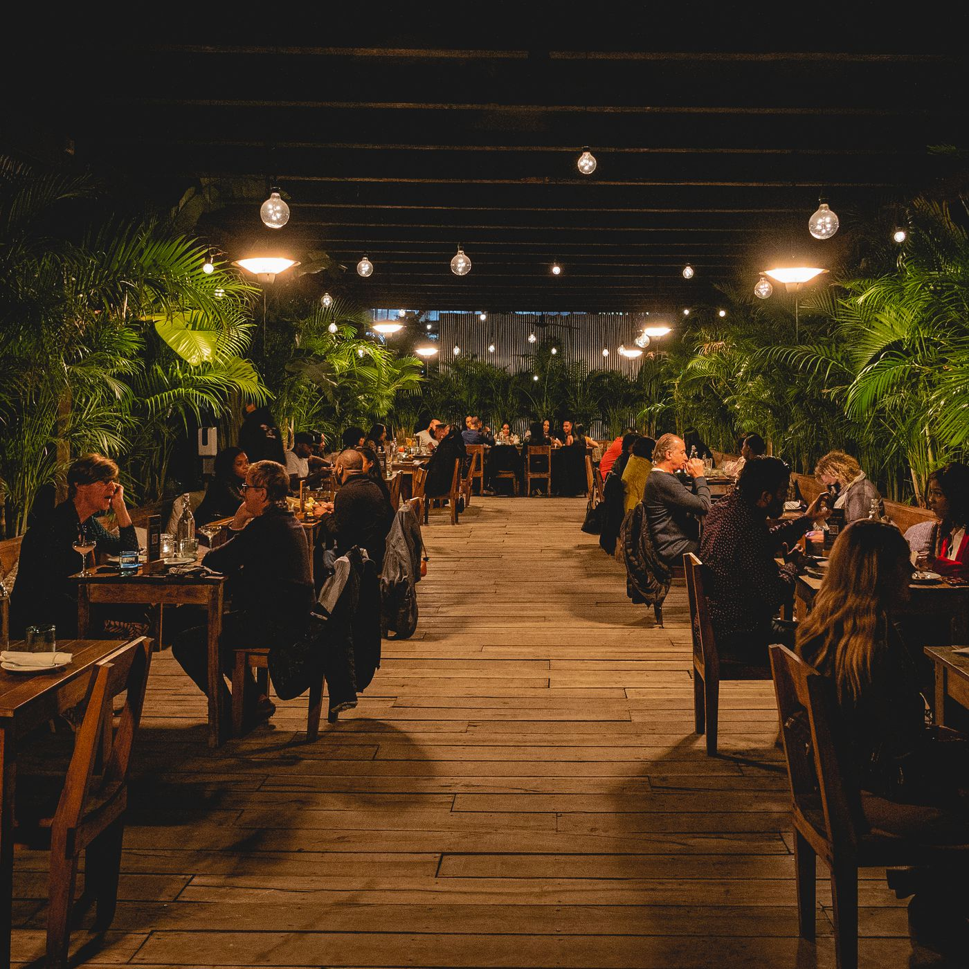 41 Nyc Restaurants With Heated Outdoor Dining Areas Eater Ny