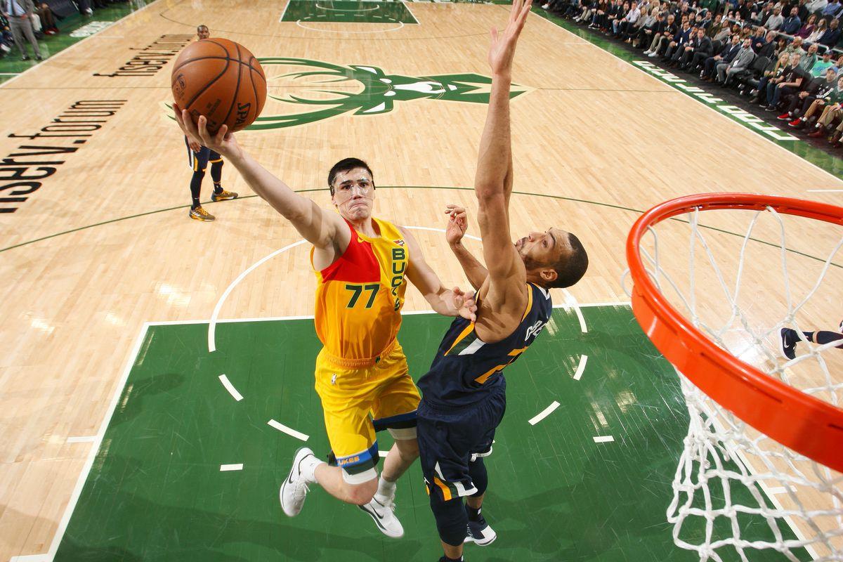 Utah Jazz v Milwaukee Bucks