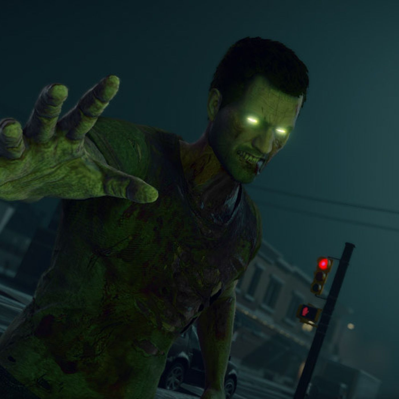 Frank West Is A Flesh Eating Zombie In New Dead Rising 4 Dlc Polygon