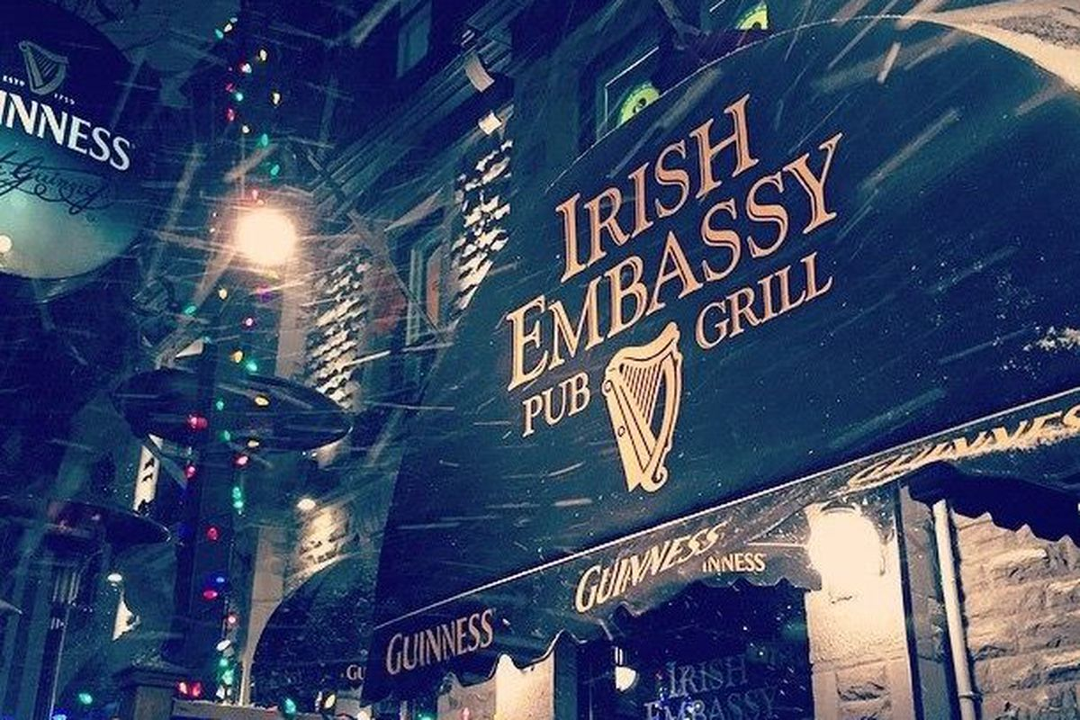 Irish Embassy To Remain Closed For At Least 6 Months