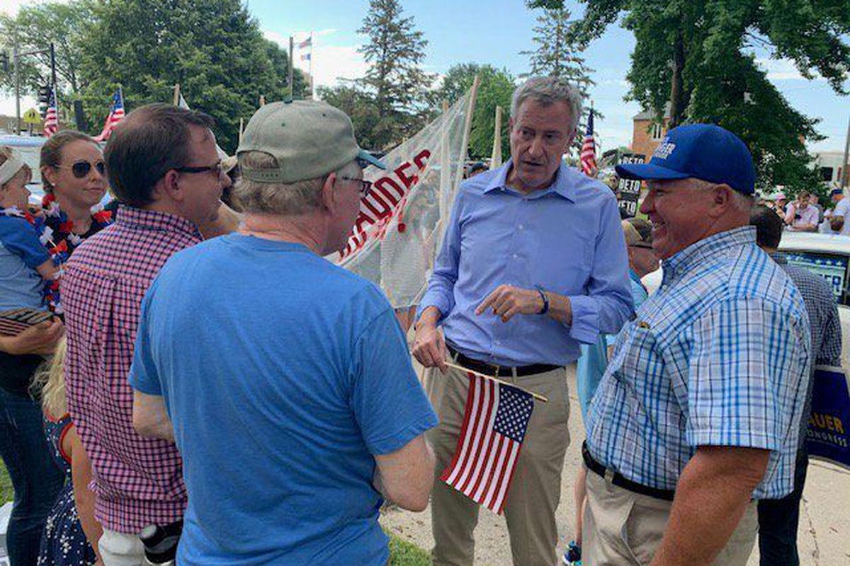 Fourth of July in Cedar Rapids, Iowa