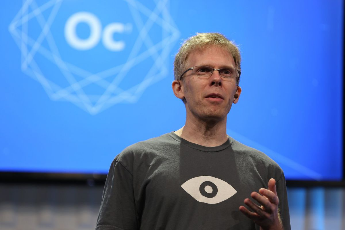 """Oculus CTO John Carmack: Samsung Let Us Bypass Android """"Development Hell"""""""