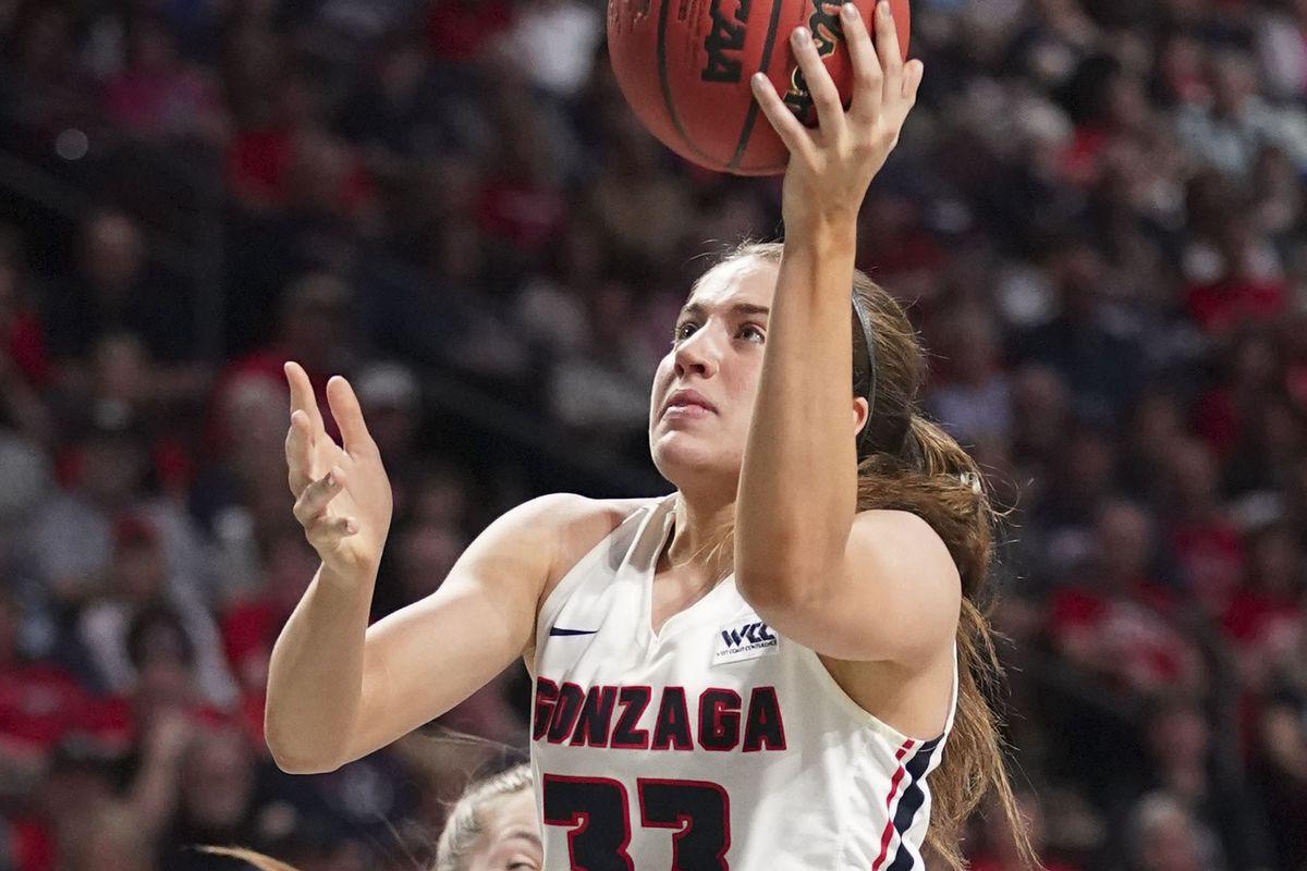 NCAA Womens Basketball: West Coast Conference Tournament-Gonzaga vs Portland