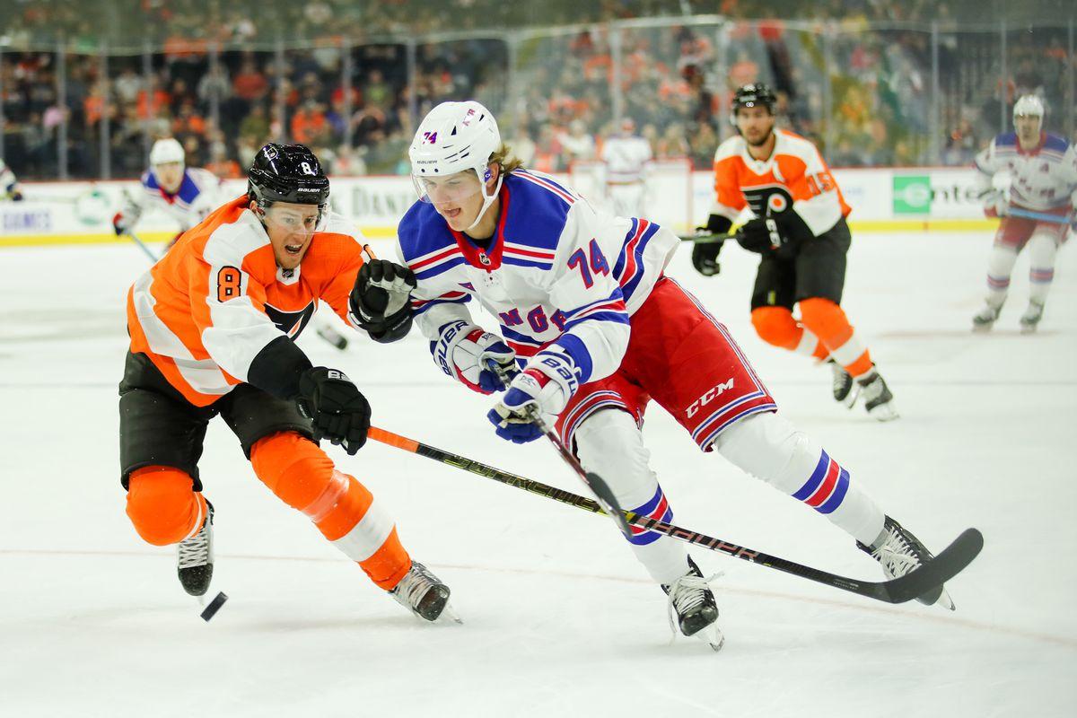 NHL: SEP 21 Preseason - Rangers at Flyers