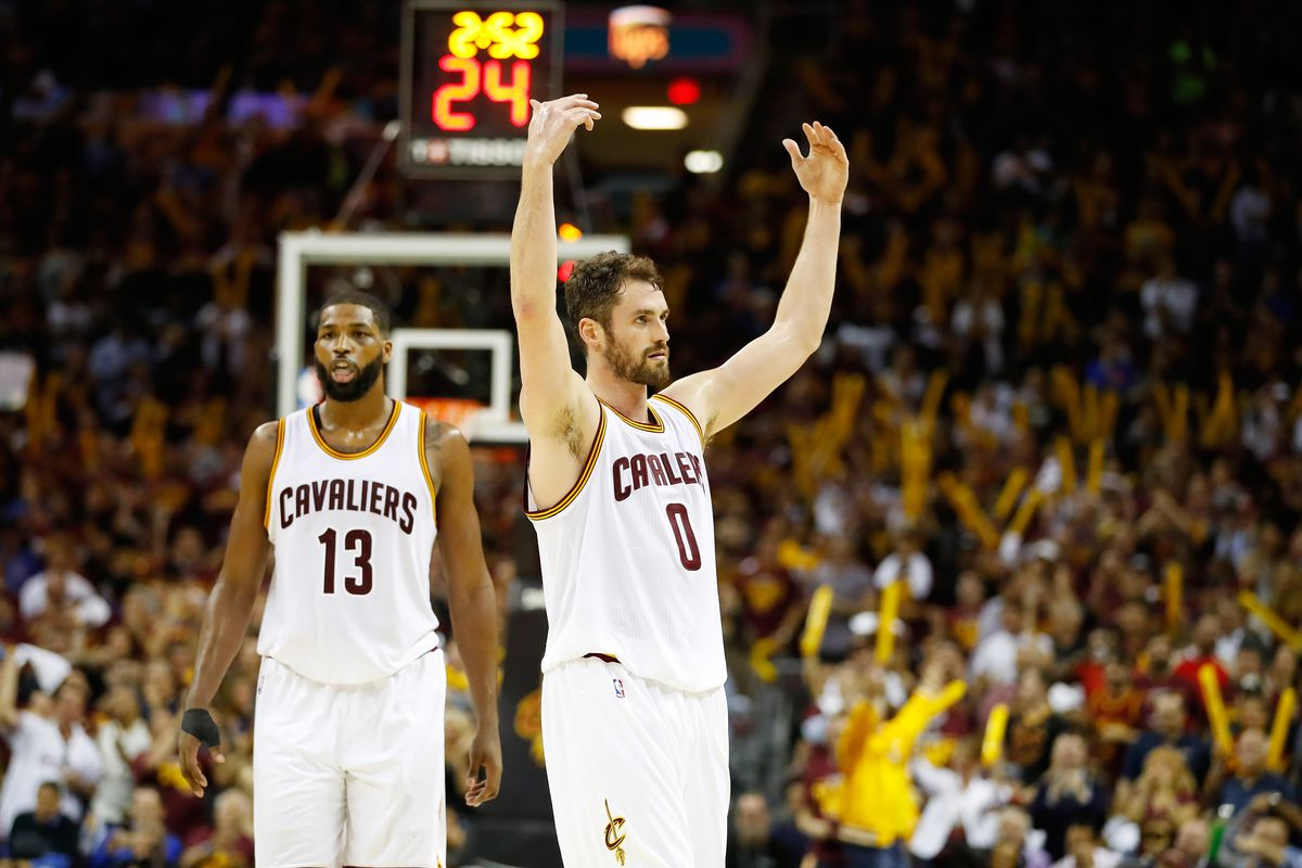 The Curious Case of Kevin Love and Tristan Thompson - Fear ...