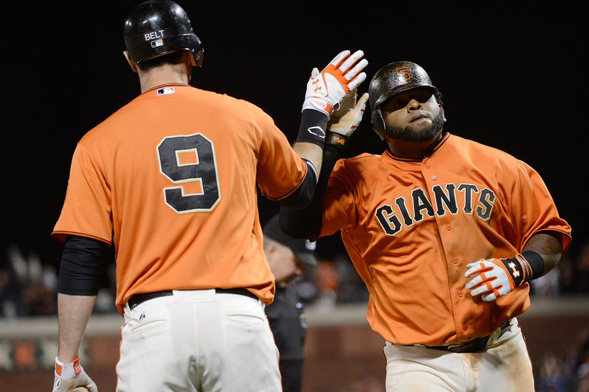 eee29d5c3 Early Spring Training Thoughts  Sandoval