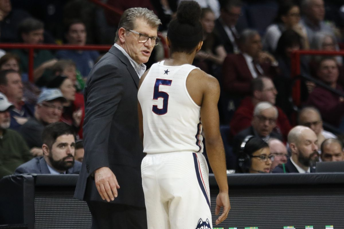 uconn women's basketball releases 2018-2019 non-conference schedule