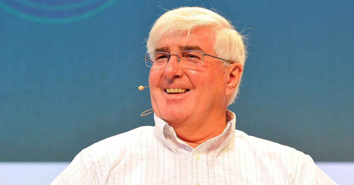 photo image Ron Conway thinks Silicon Valley needs to have its 'eyes wide open' to Trump, immigration and U.S. politics