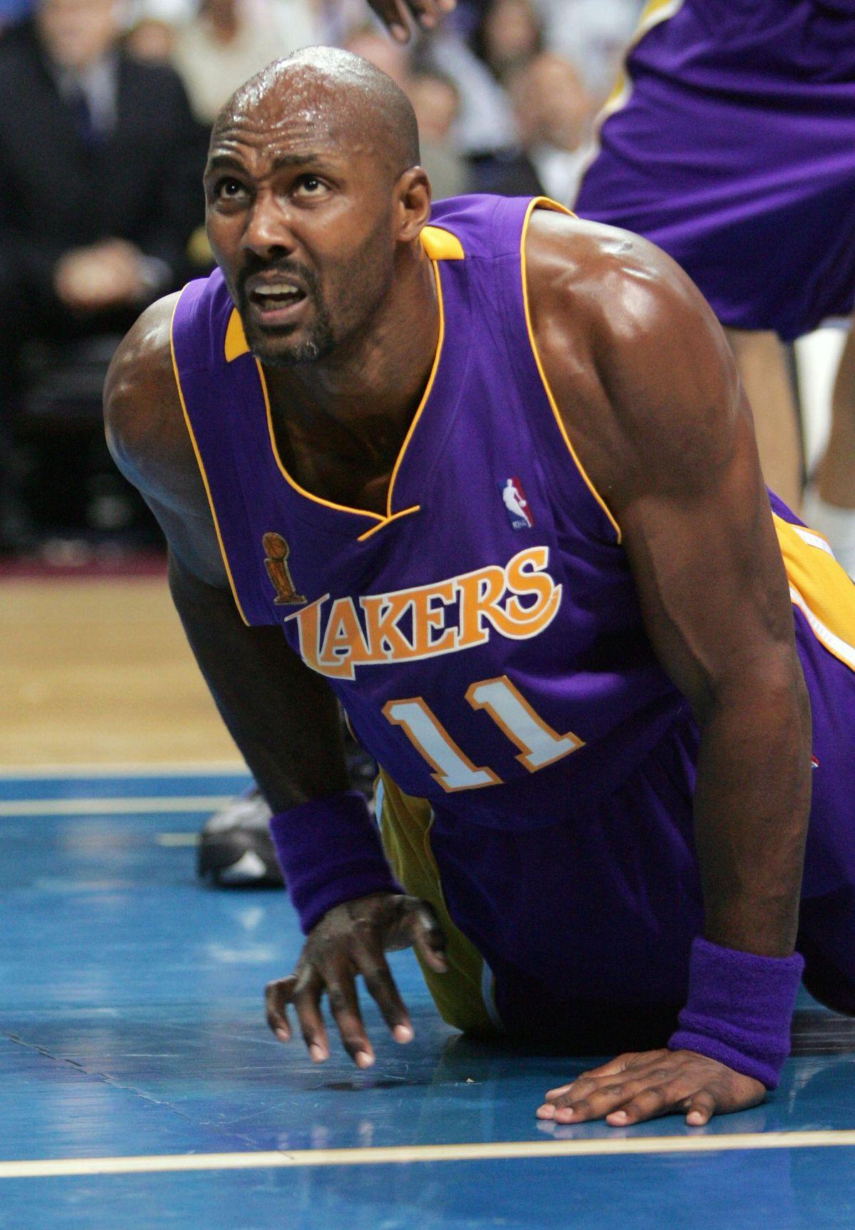 NBA Finals: Lakers v Pistons