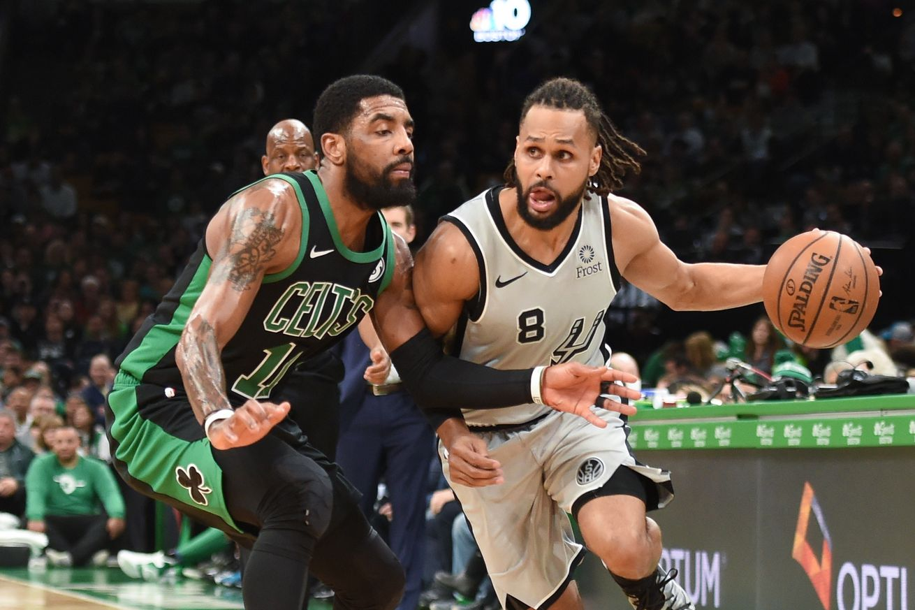 Open Thread: Free agency through a Spurs lens: point guards